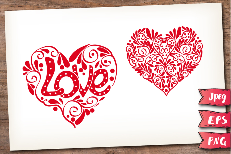 valentine-s-day-elements-set-4