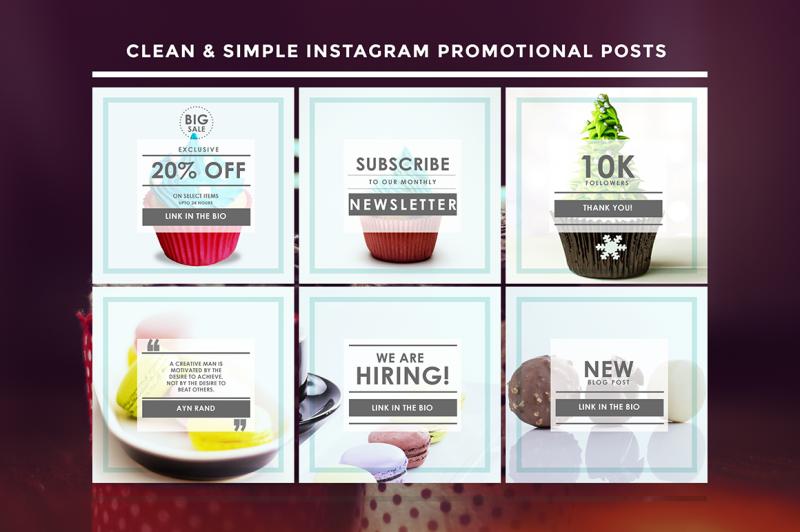 minimal-and-simple-instagram-promo-posts