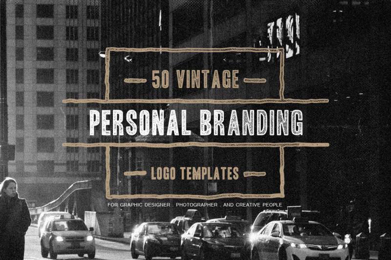 50-vintage-personal-logo