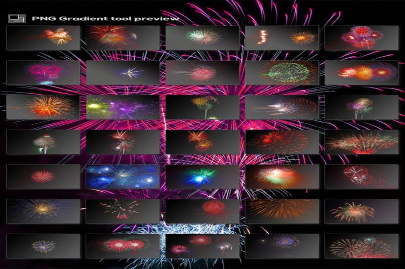 100-firework-overlays