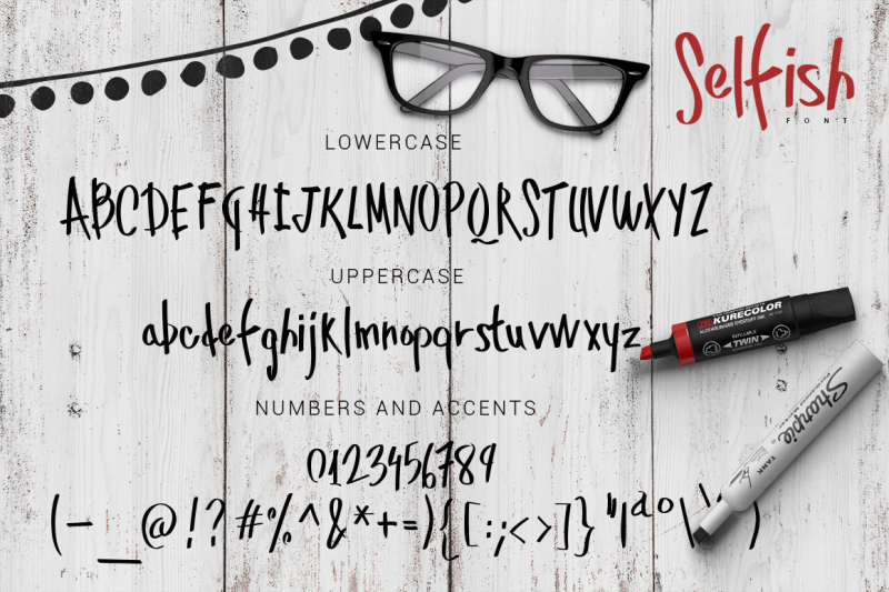 selfish-font-30-percent-intro-offer