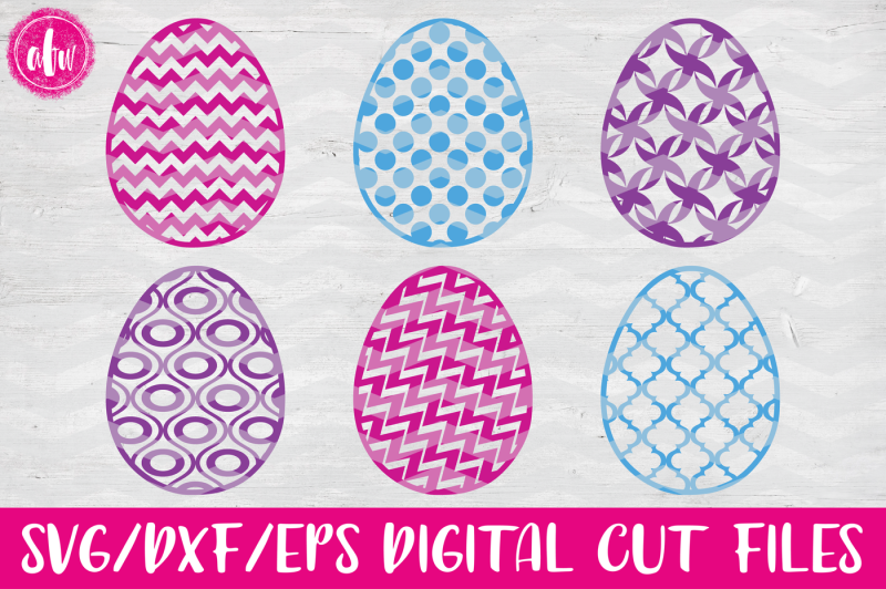 patterned-easter-eggs-set-1-svg-dxf-eps-cut-files
