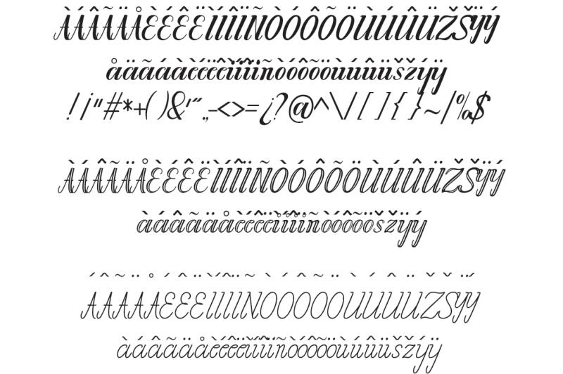 chathalia-font-family