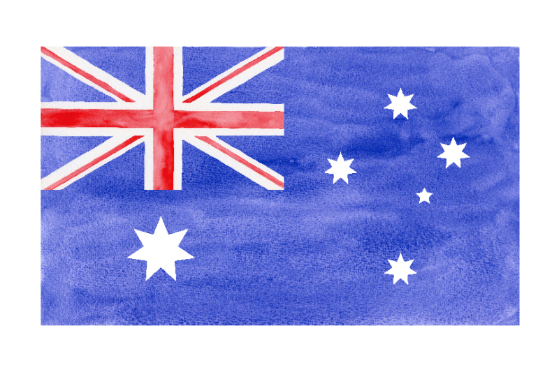 watercolor-flag-of-australia