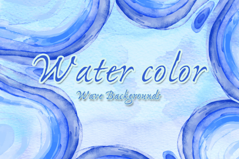water-color-wave-backgrounds
