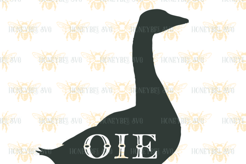 french-goose-silhouette