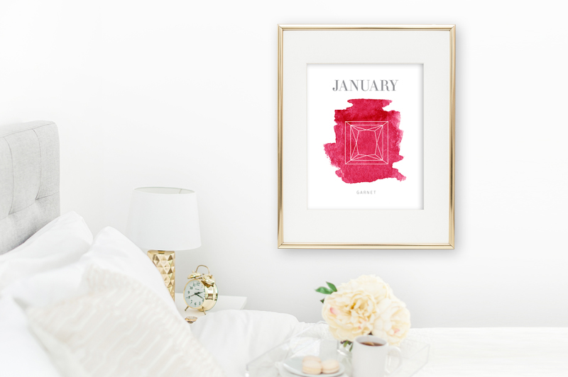january-birthstone-printable
