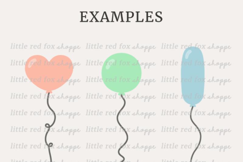balloon-clipart-kit