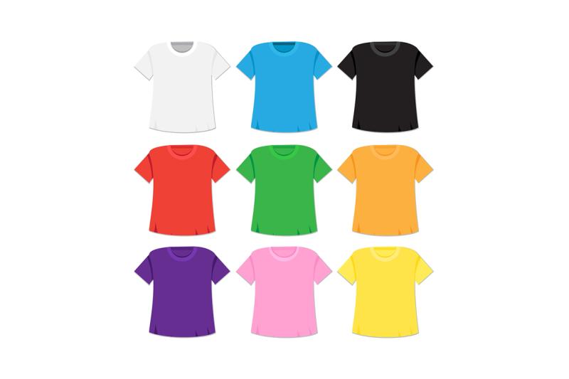 Free Cartoon T-shirt Mockup (PSD Mockups)
