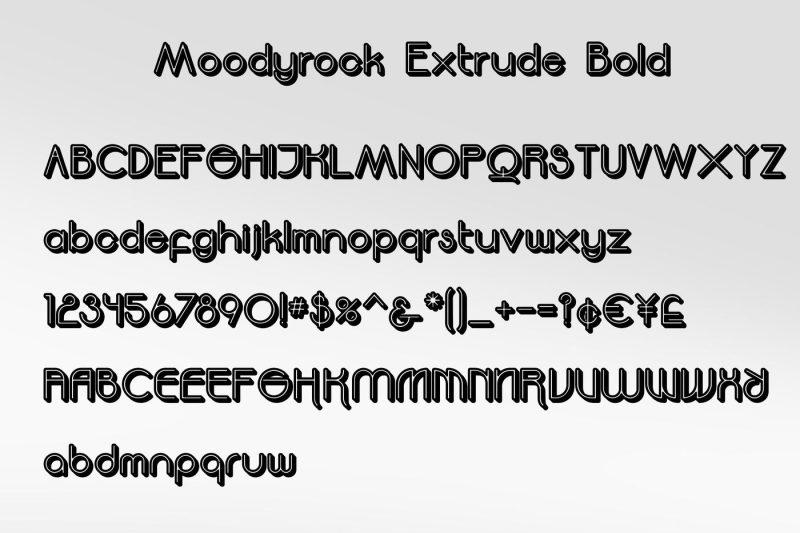 moodyrock-extrude
