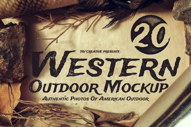western-outdoor-mockup