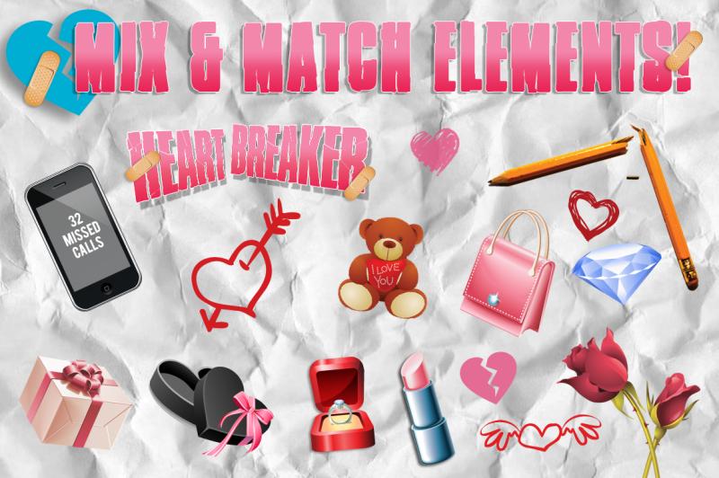 heart-breaker-valentines-flyer