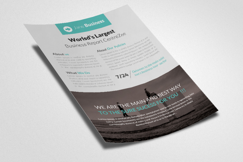 business-corporate-flyer-template