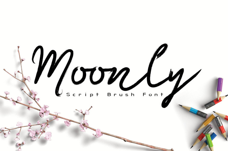 moonly-typeface