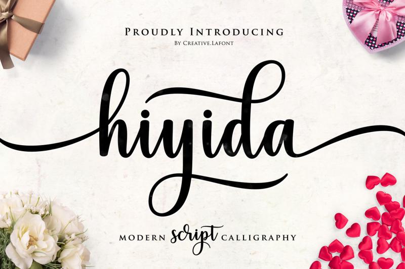 hiyida-script