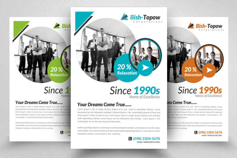 business-analyst-flyer-template