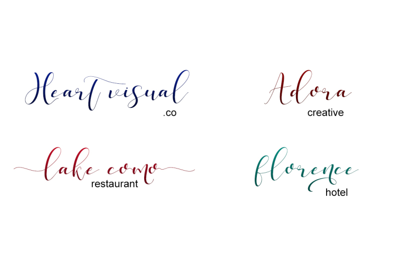 phoenix-sweet-calligraphy-modern