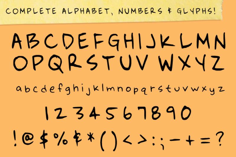 hunky-uncle-handwritten-script-font