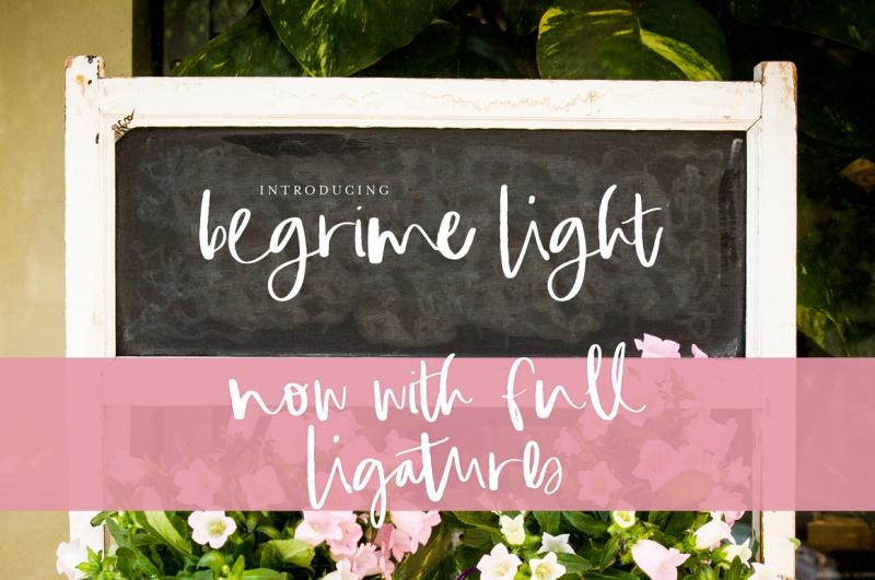 begrime-light