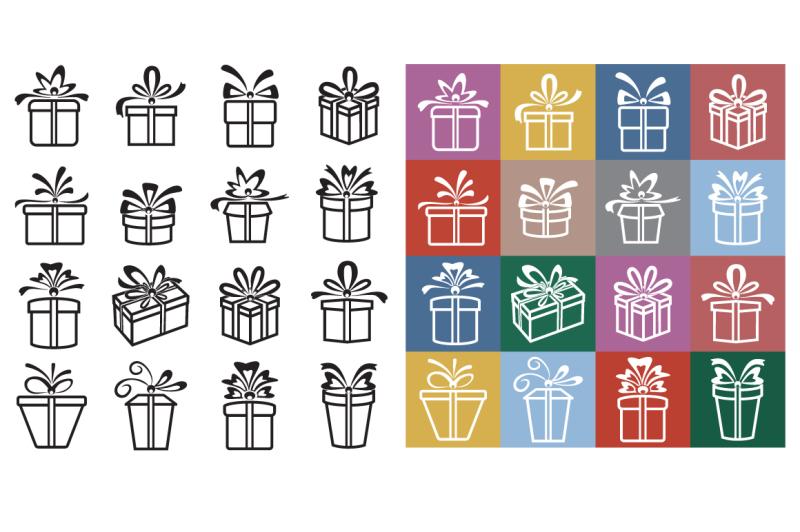 gift-box-icons