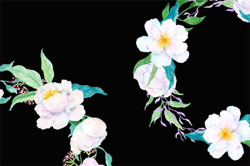 watercolor-peony-white-floral-wreath