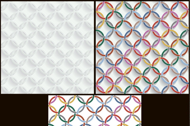 seamless-pattern-twisted-rings