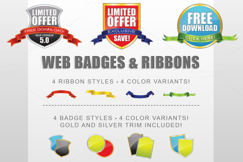 badge-ribbon-creator-kit