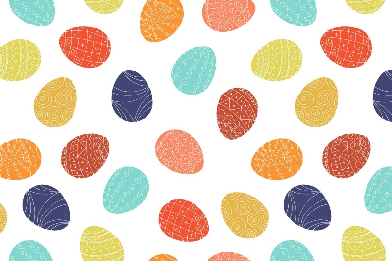 color-collection-of-easter-eggs