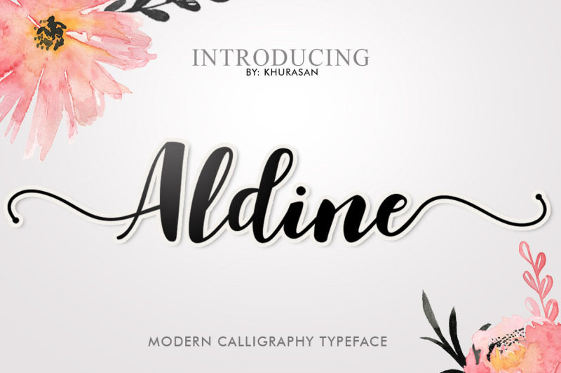 aldine-script