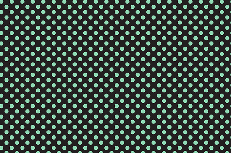 mint-green-polka-dot-digital-papers