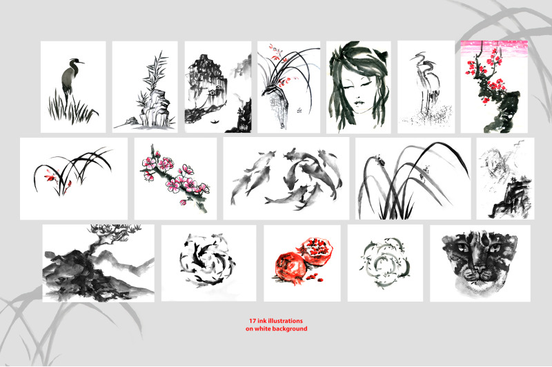japanese-ink-clipart