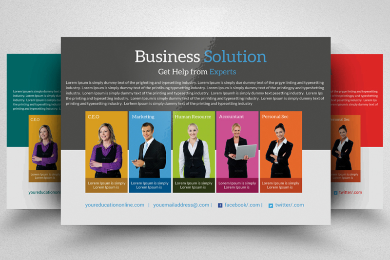 horizontal-business-flyer