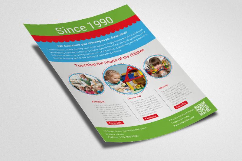 kid-education-flyer-template