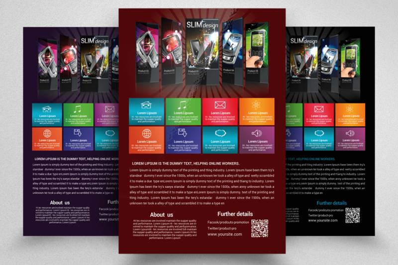 mobile-app-flyer-template