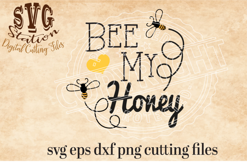 bee-my-honey-svg-valentine-svg-bee-svg-dxf-png-and-eps-instant-download-digital-vector-cut-file-scrapbook-htv-silhouette-cricut