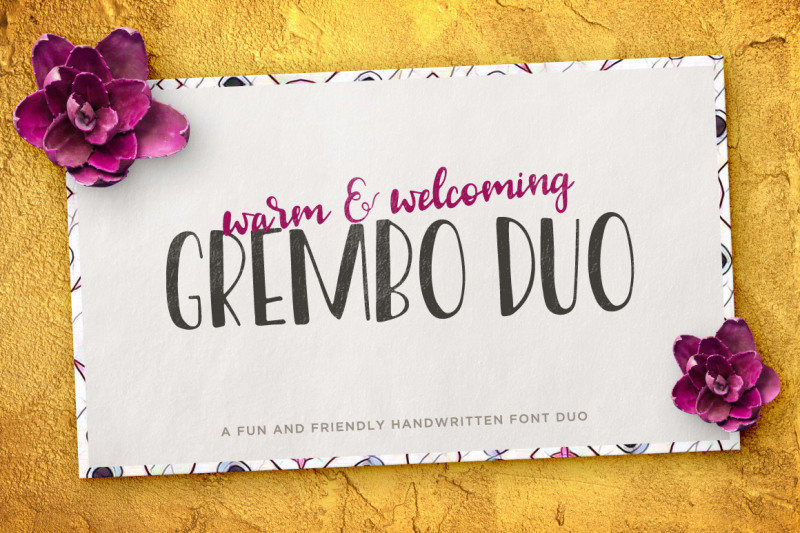 grembo-font-duo
