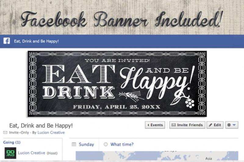 eat-drink-be-happy-chalk-invite