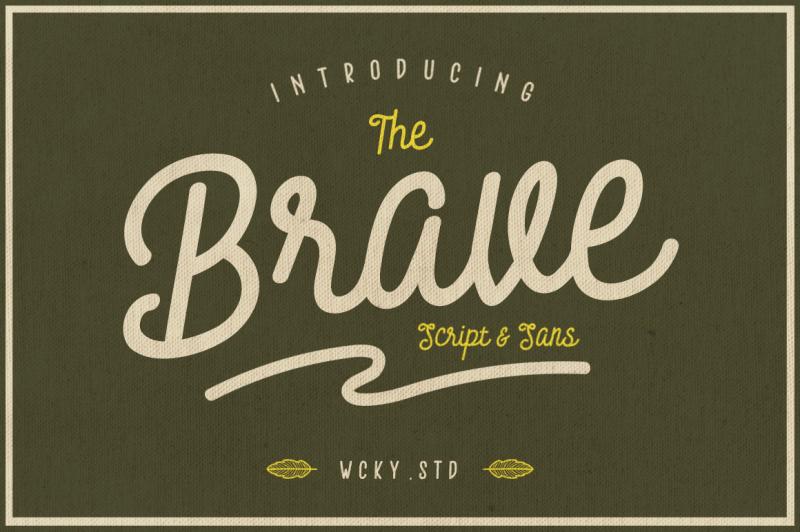 brave-typeface