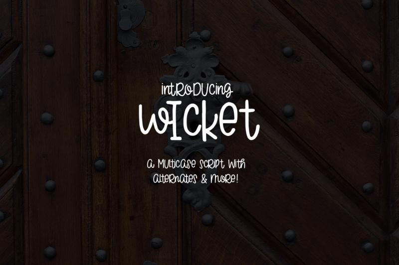 wicket-letter