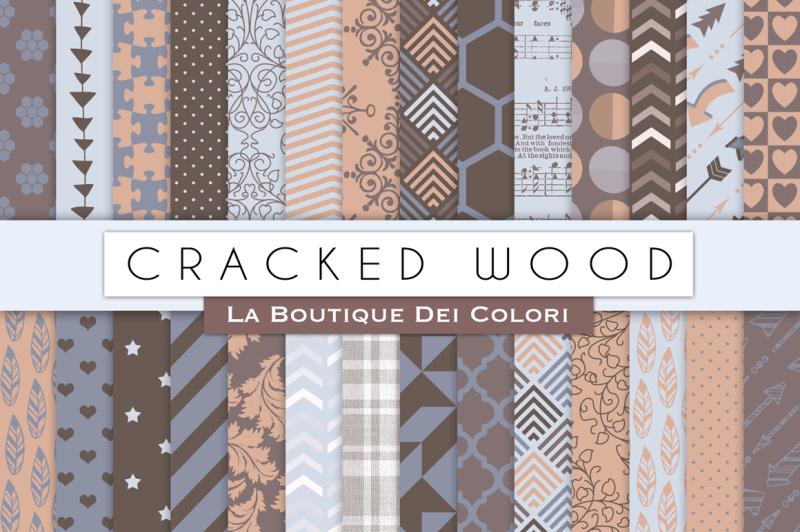 cracked-wood-digital-paper