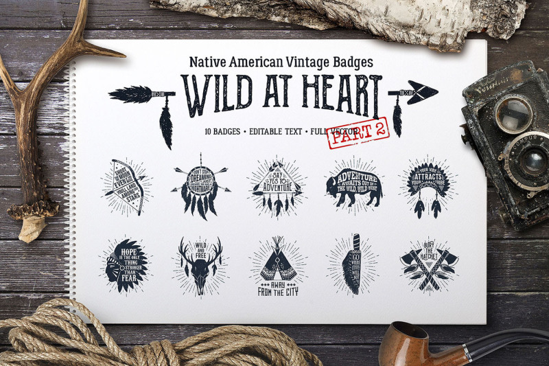 wild-at-heart-native-american-vintage-badges-vol-2