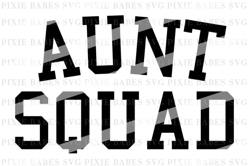 aunt-squad