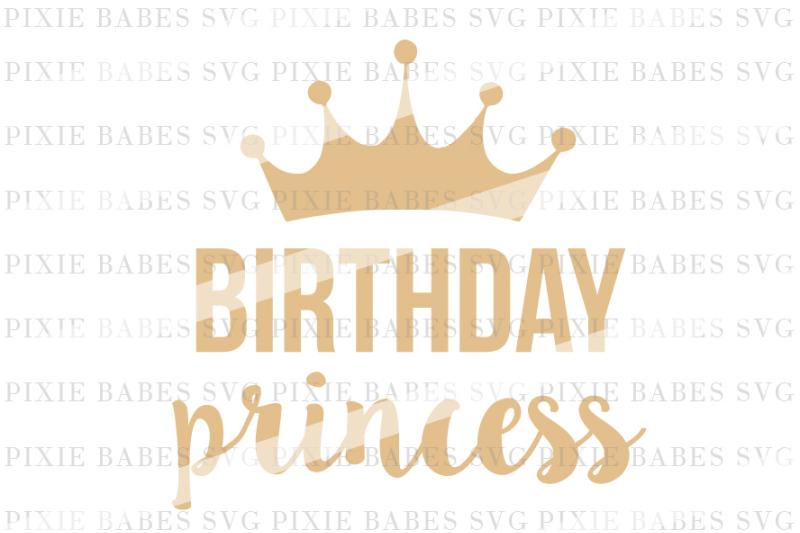 birthday-princess