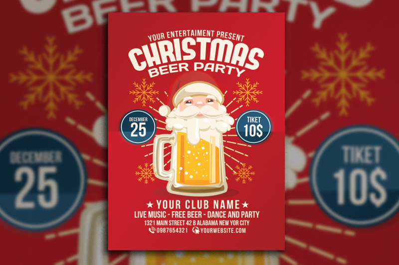 christmas-beer-party