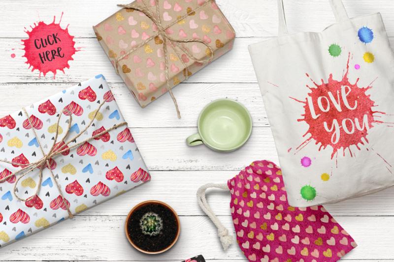 valentine-s-day-graphics-set