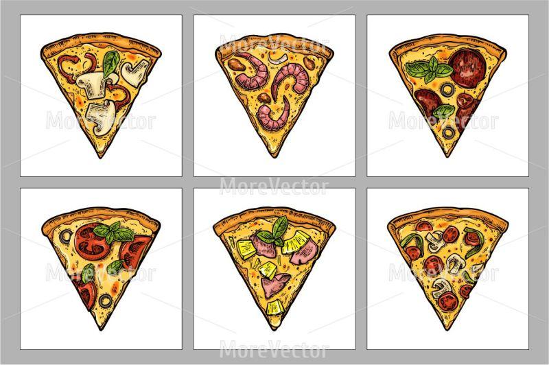 slice-pizza-pepperoni-hawaiian-margherita-mexican-seafood-capricciosa
