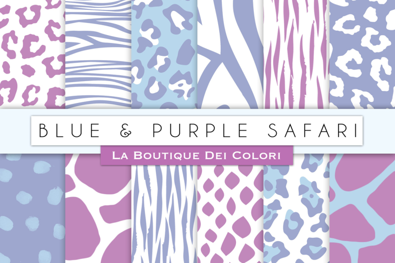 blue-and-purple-animal-prints-papers