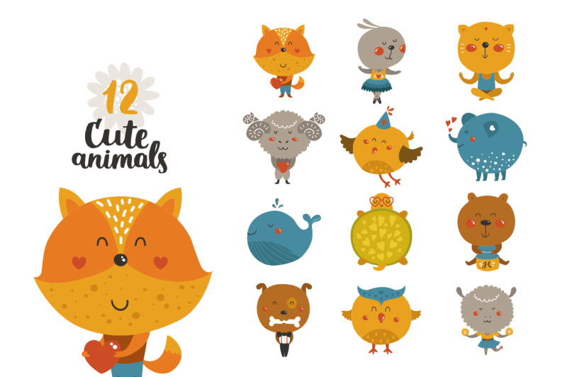 cute-animals-bundle-62-percent-off