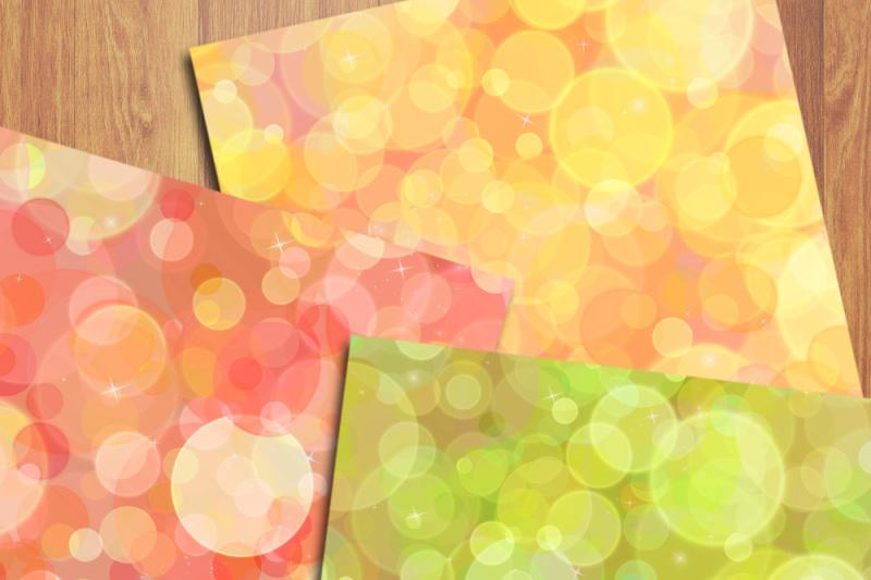 bokeh-digital-papers-bokeh-digital-backgrounds
