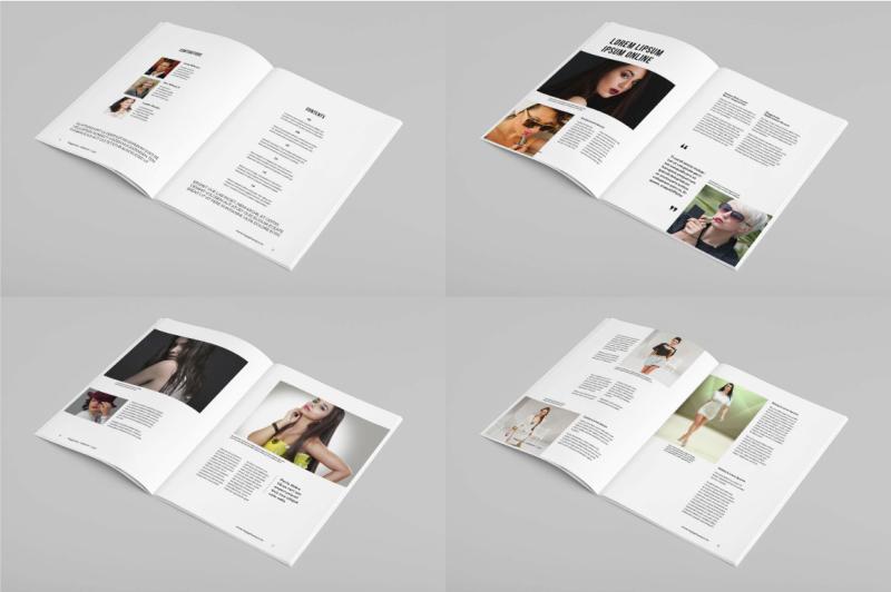 a4-magazines